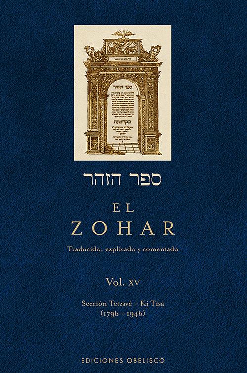 Zohar vol xv,el