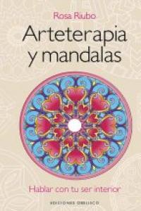 Arteterapia y mandalas libro y dvd