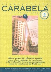 Segunda etapa carabela dic.2005 nº58 marco comun europeo ii