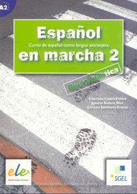 Español en marcha 2 profesor