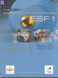Español sin fronteras 1 alumno ne