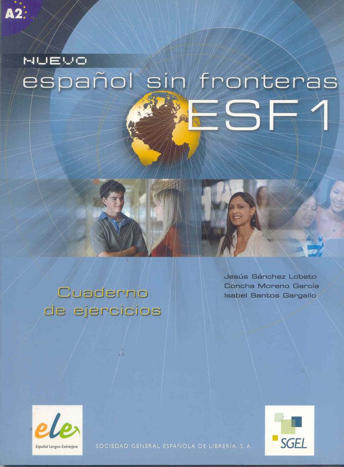 Nuevo espaÑol sin fronteras 1 (ejercicios)