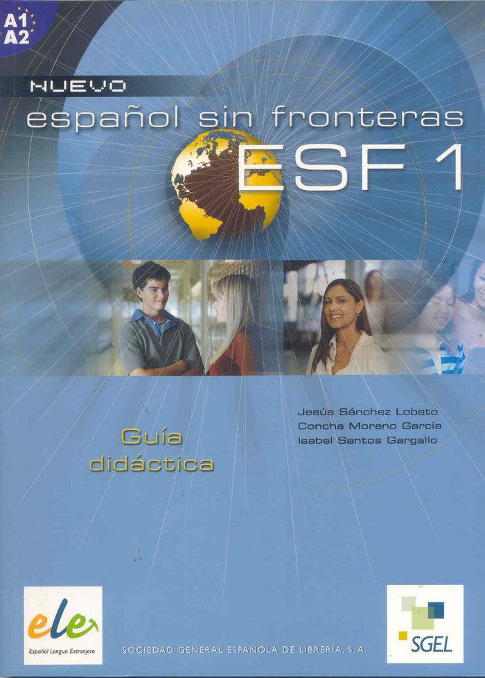 Nuevo espaÑol sin fronteras 1 (profesor)