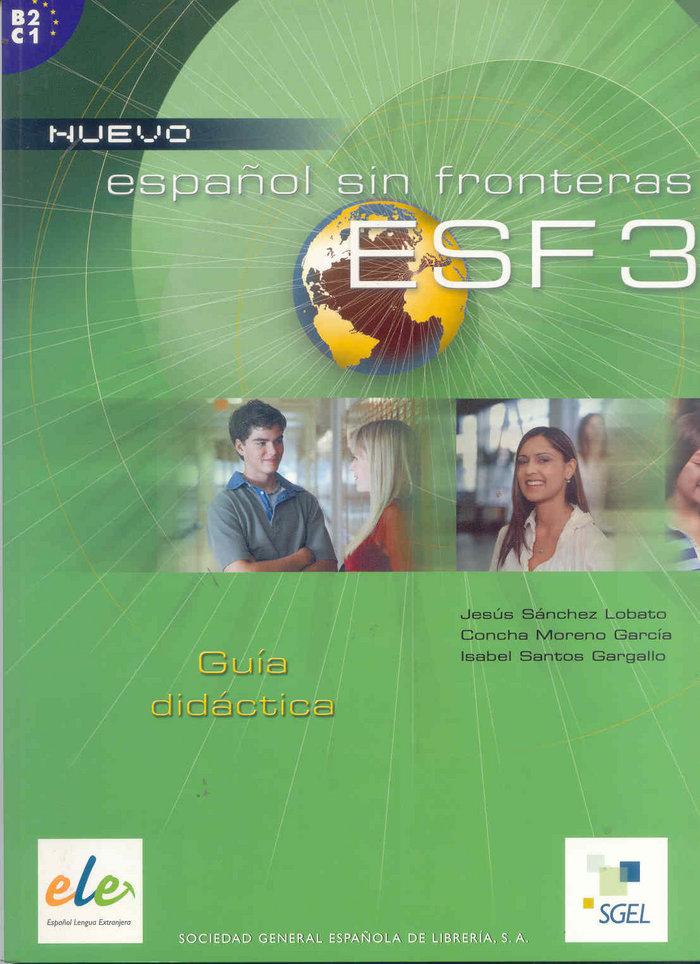 Nuevo espaÑol sin fronteras 3 (profesor)