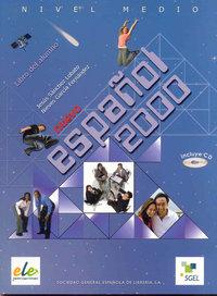 Español 2000 medio alumno +cd ed.07