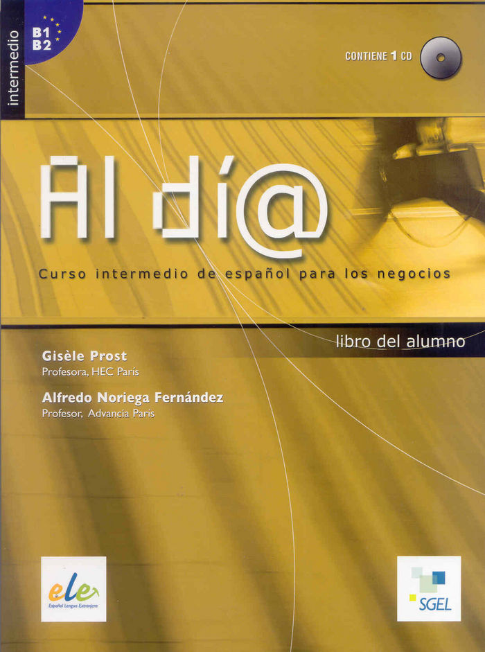 Al dia intermedio (alumno+cd)