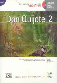 Don quijote de la mancha ii+cd,el