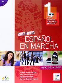 Nuevo espaÑol en marcha 1 libro cd