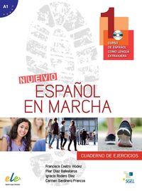 Nuevo espaÑol en marcha 1 ejercicios cd