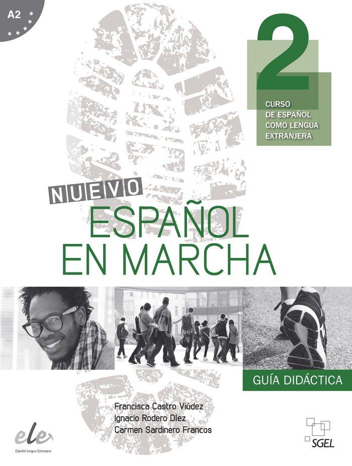 Nuevo español en marcha 2 (profesor)