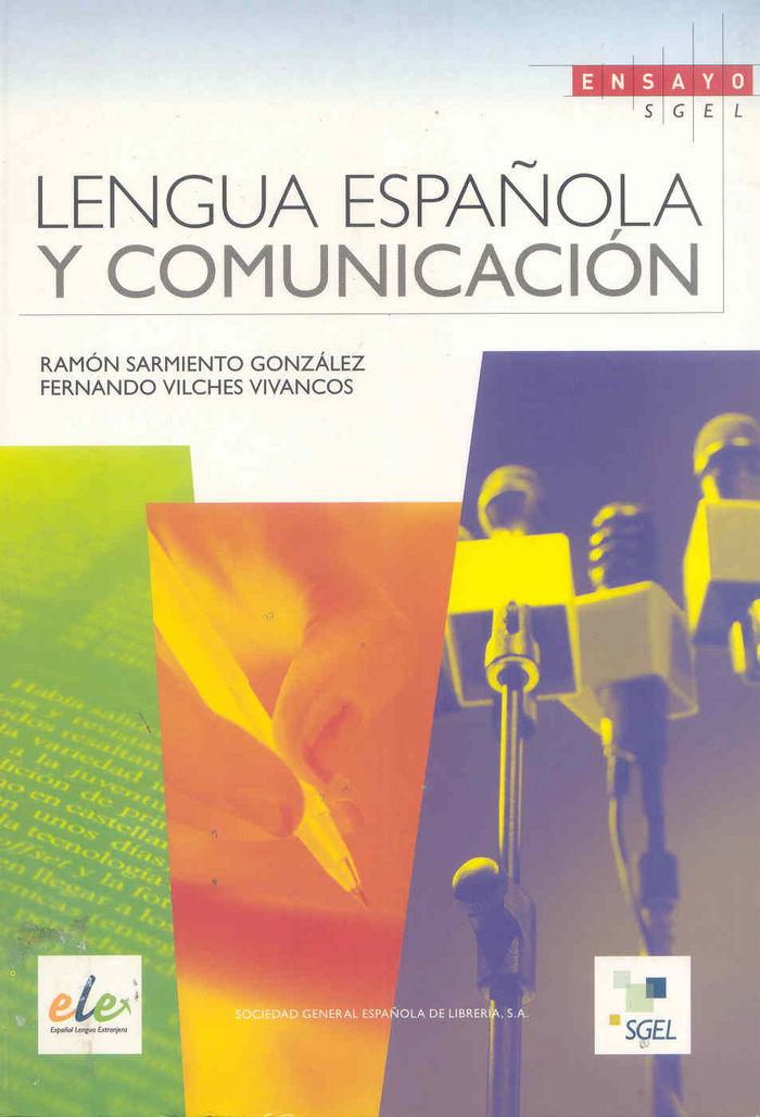 Lengua espaÑola y comunicacion