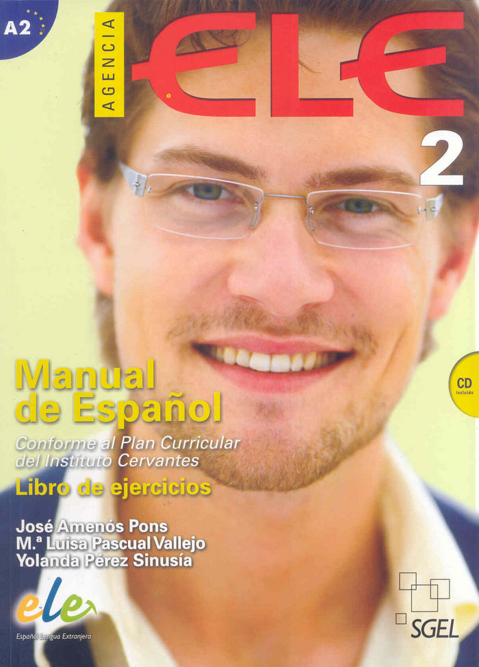 Agencia ele 2 (ejercicios+cd) a2