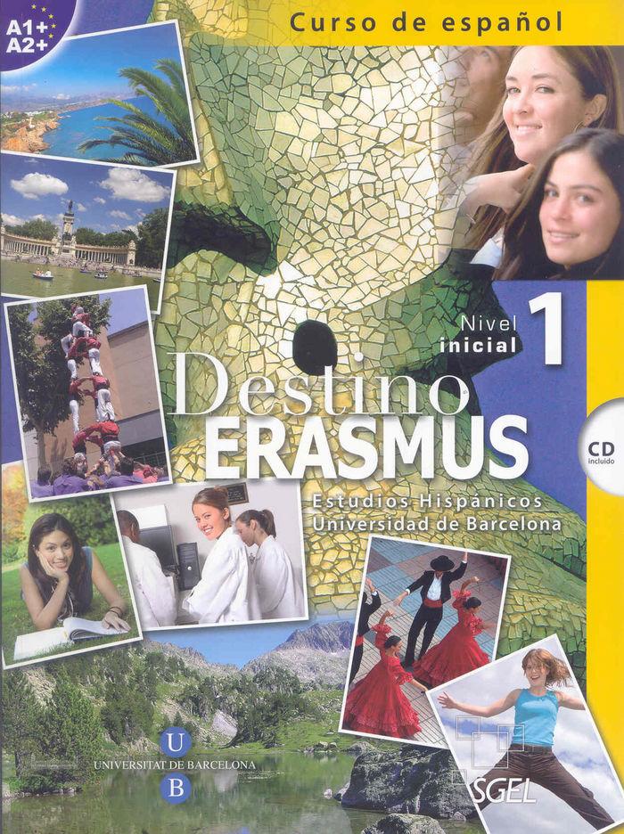 Destino erasmus 1 cd