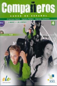CompaÑeros 4 alum+cd                              sgevar34es