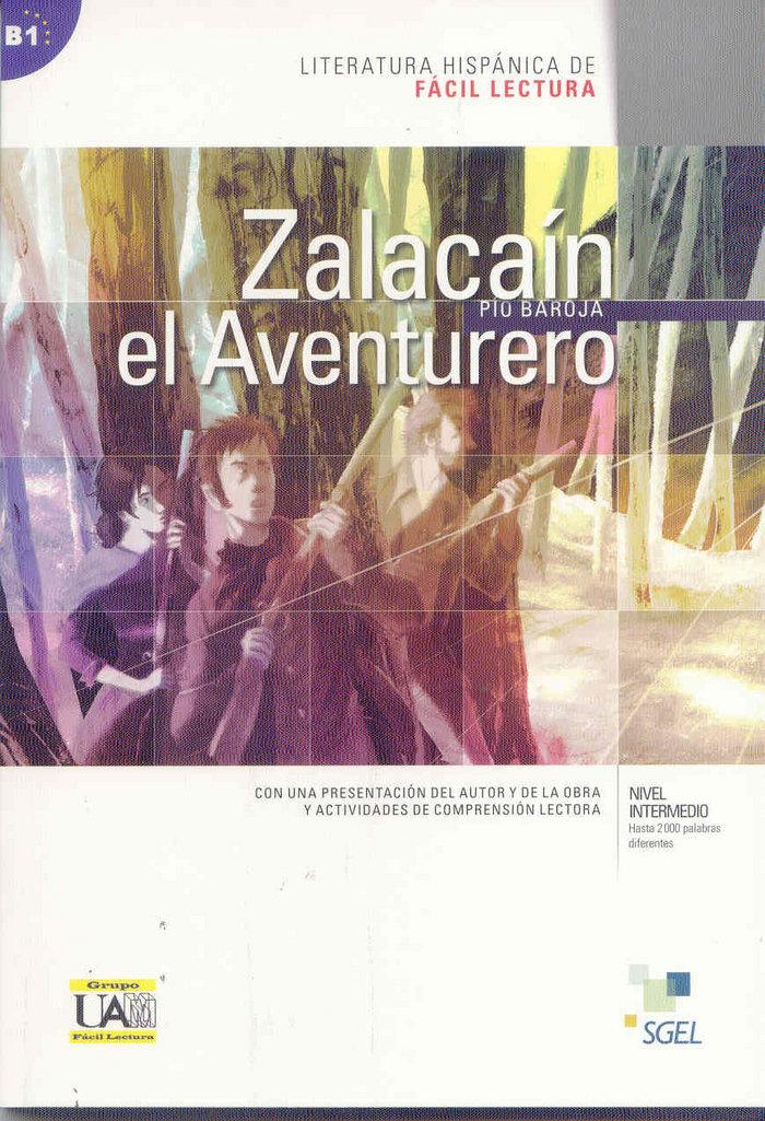 Zalacain el aventurero: literatura hispanica de facil lectur