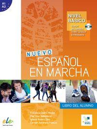 Nuevo español en marcha basico alumno cd