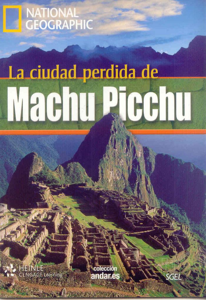 La ciudad perdida de machu pichu (+dvd)