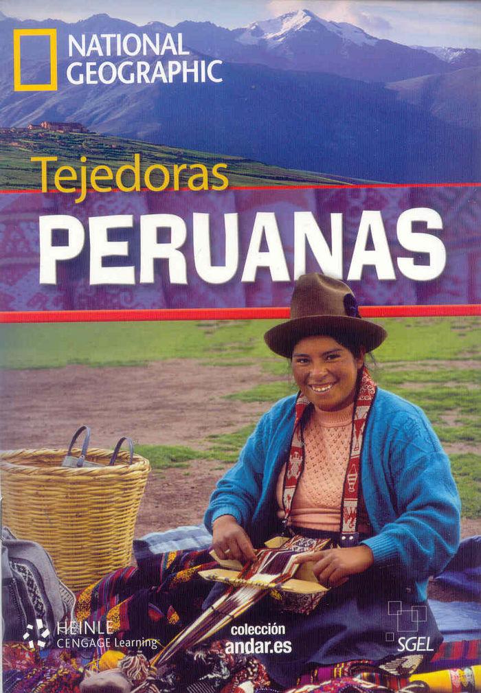 Tejedoras peruanas (+cd)
