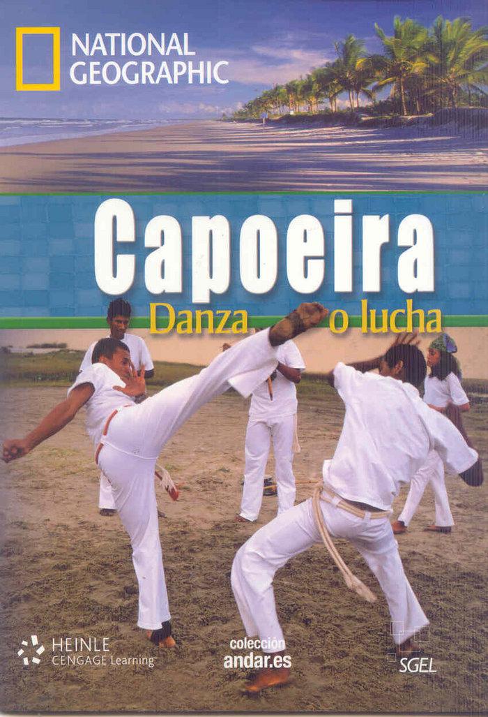 Capoeira, danza o lucha (+dvd)