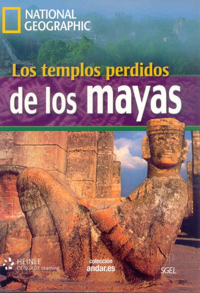 Los templos perdidos de los mayas (+dvd)