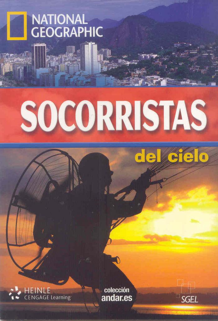 Socorristas del cielo (+dvd)