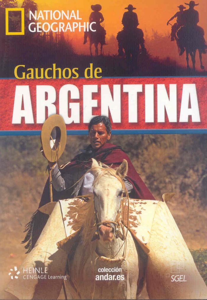 Gauchos de argentina (+dvd)