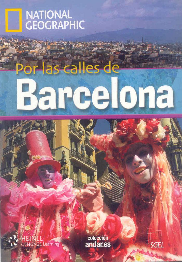 Por las calles de barcelona (+dvd)