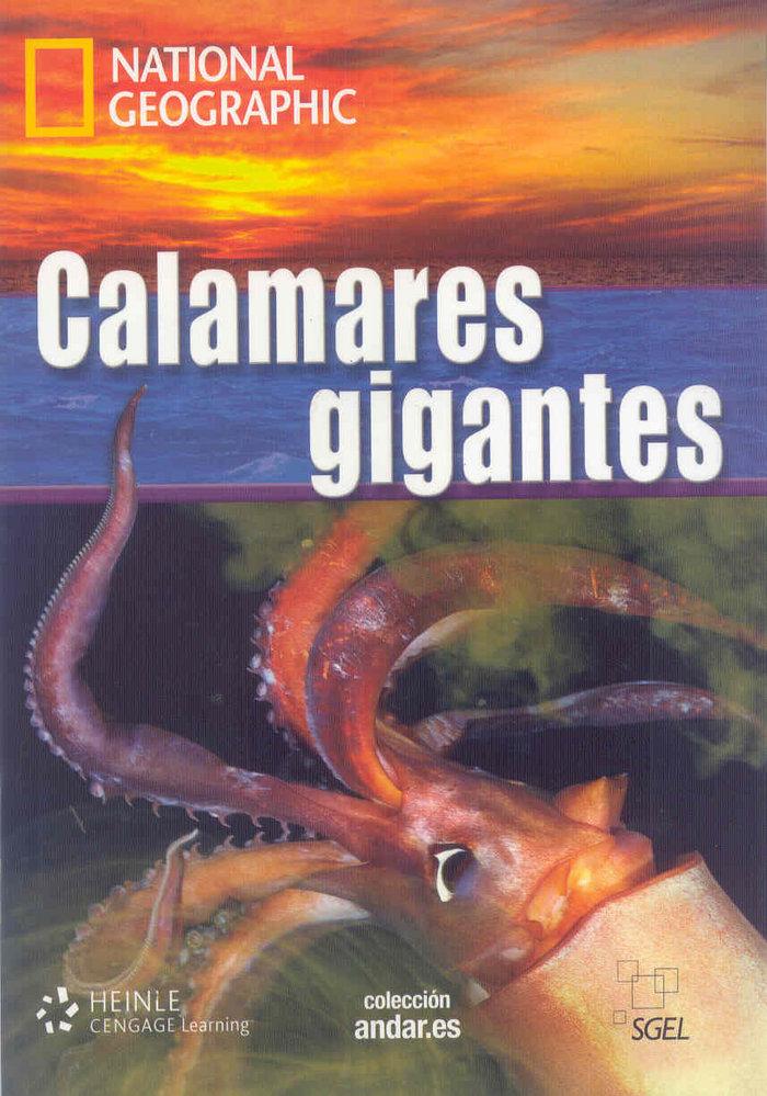Calamares gigantes (diablos rojos) (+dvd)