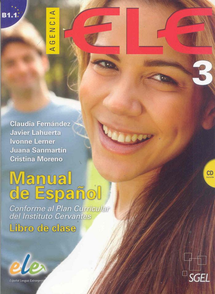 Agencia ele 3 (b1.1) (alumno+cd)