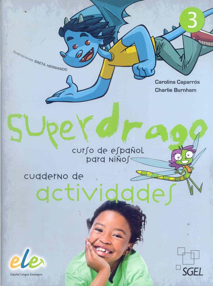 Superdrago 3 (cuaderno actividades)