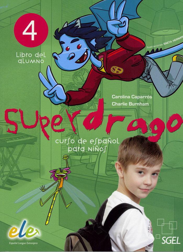 Superdrago 4 (cuaderno de actividades)