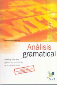 Analisis gramatical ne teoria y practica