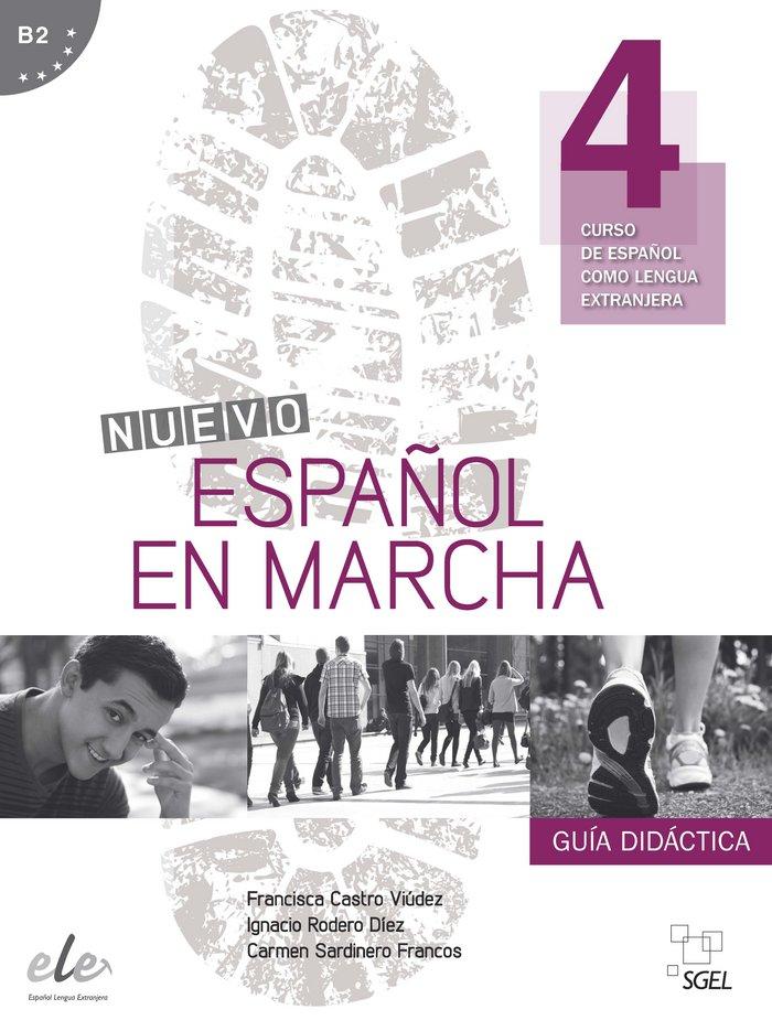 Español en marcha 4 guia didactica
