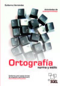 Ortografia normal y estilo 3ªed