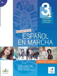 Nuevo español en marcha 3 alumno cd