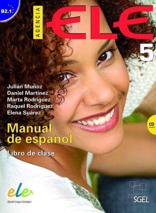 Agencia ele 5 (libro alumno+cd)