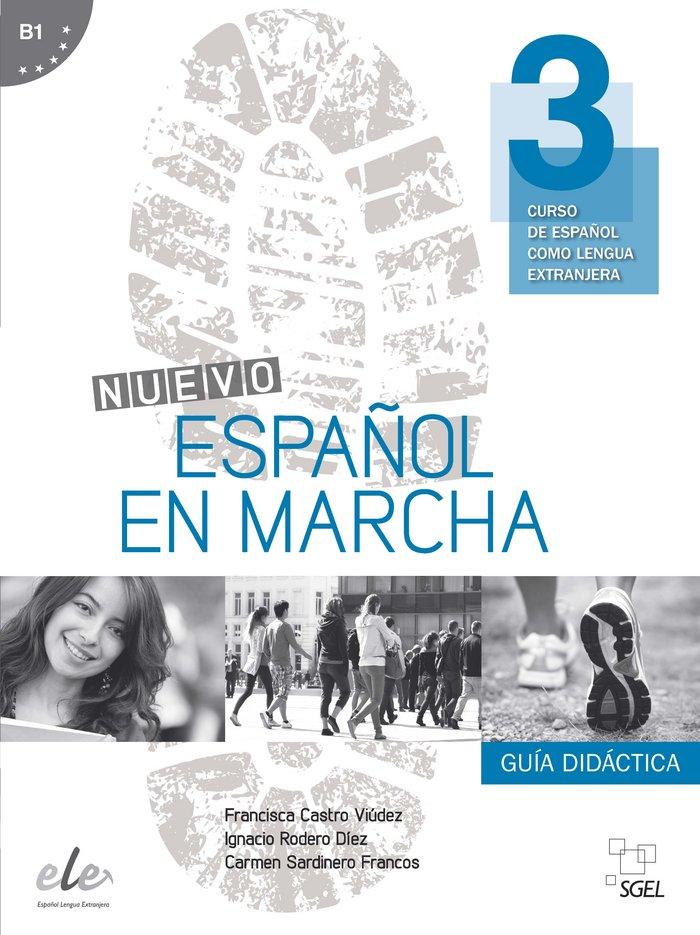 Nuevo espaÑol en marcha 3 (guia didactica del profesor)