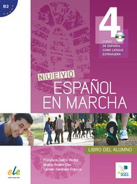 Nuevo español en marcha 4 alumno cd