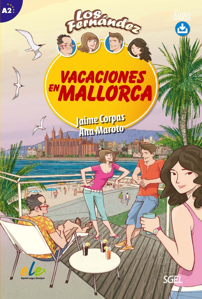 Vacaciones en mallorca (a2) (los fernandez)