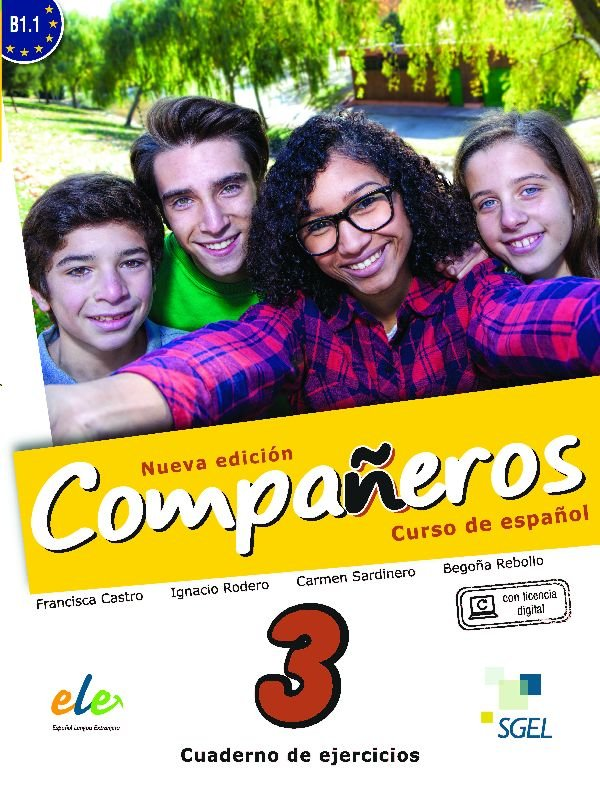 CompaÑeros 3 (ejercicios) (nueva edicion)