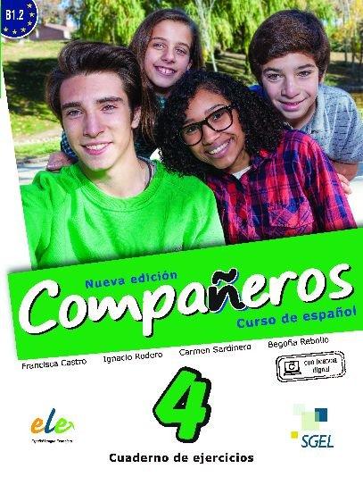CompaÑeros 4 (ejercicios) (nueva edicion)