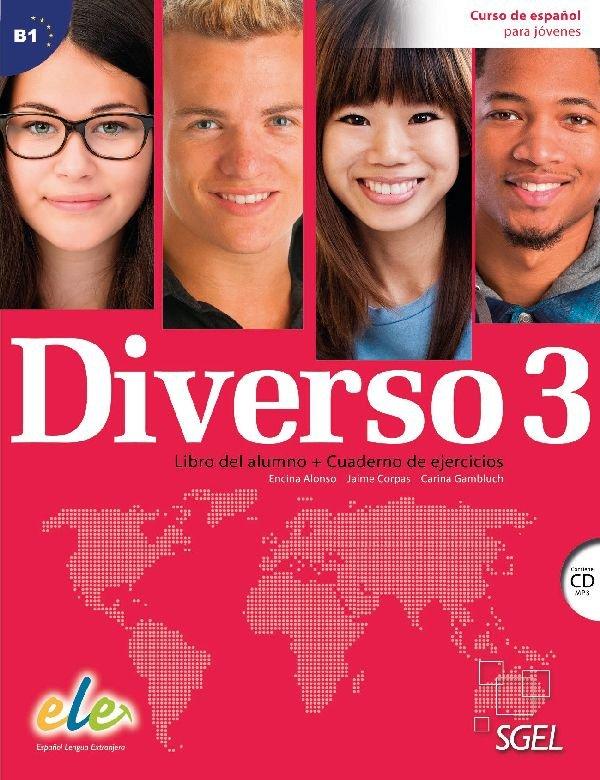 Diverso 3 (alumno+ejercicios+audio)(b1)