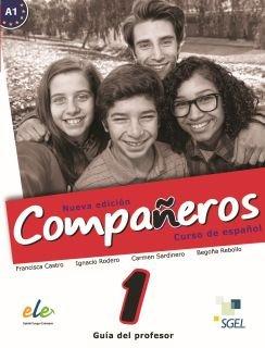 CompaÑeros 1 (nueva edicion) (guia didactica)