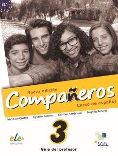 Compañeros 3 (nueva edicion) (guia didactica)