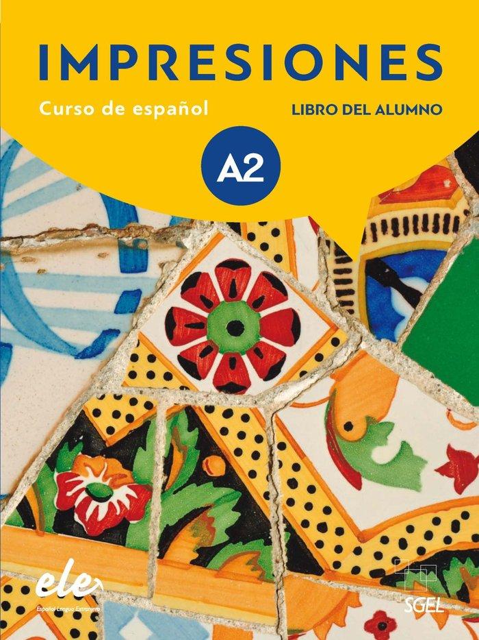 Impresiones 2 libro del alumno + licencia digital