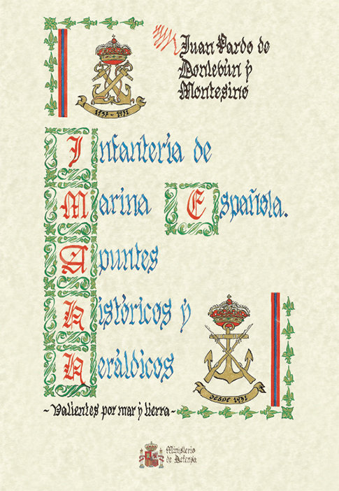 Infanteria de marina española,la