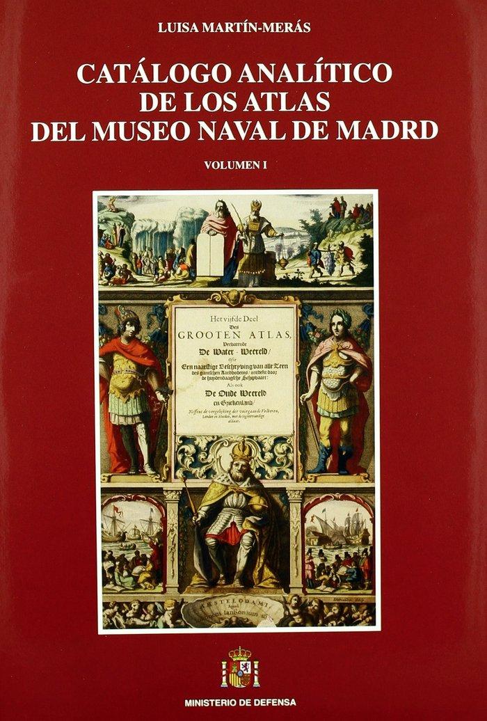 Catalogo analitico de los atlas del museo naval de madrid