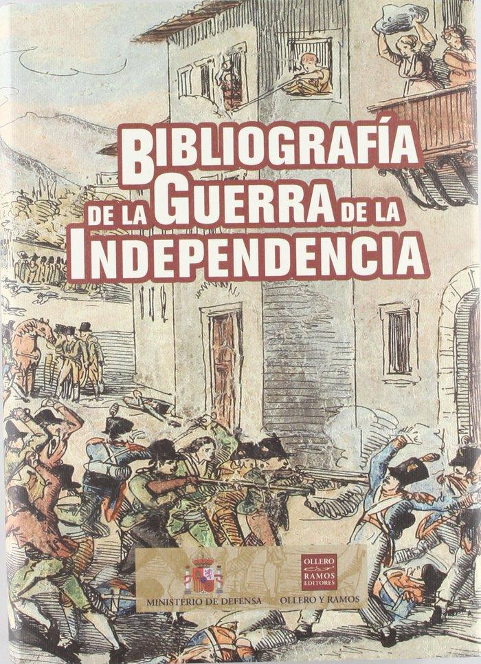 Bibliografia de la guerra de la independencia