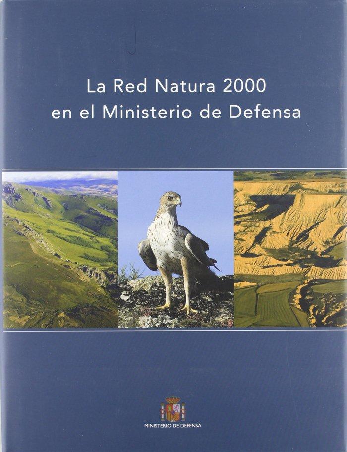Red natura 2000 en el ministerio de defensa,la