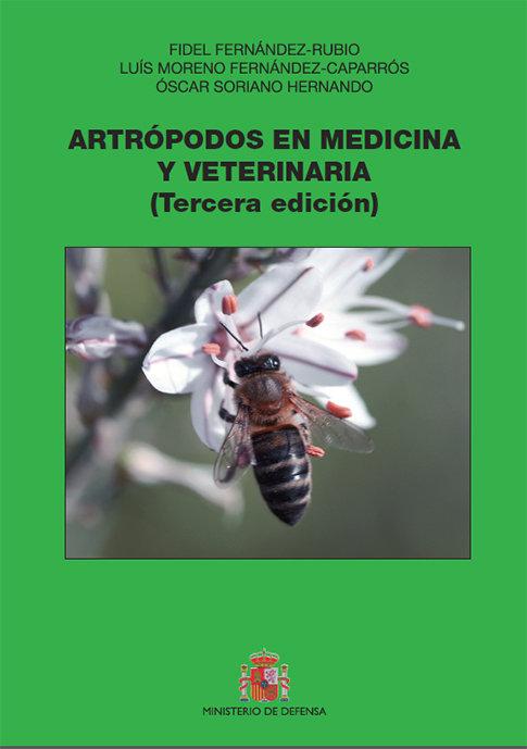 Artropodos en medicina y veterinaria